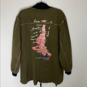 Blood brother jacket